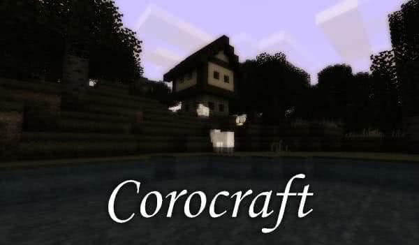 Текстур пак Corocraft для версии 1.8.х размером 16px