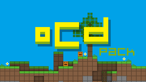 [16x16]  oCd texture pack for 1.8