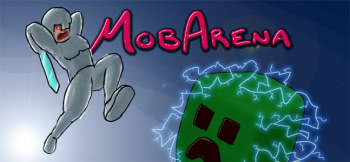 МобАрена - Надери криперу зад!