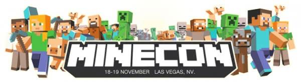 Minecraft в Лас-Вегасе на Minecon 2011