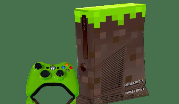 Minecraft придёт на Xbox360 и конкурсы на Minecon.