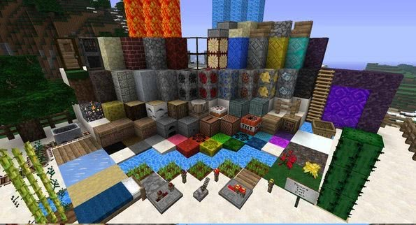 [32x32][1.8] Kind Craft Texture Pack
