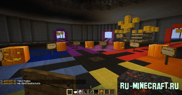 HD текстур пак для Minecraft 1.0 [256px]