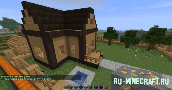 Minecraft Enhanced HD Texture Pack [256128px]