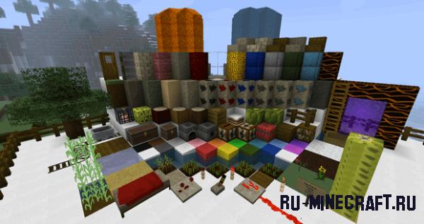 The RuneScape [32x32] [1.0.0] отличный текстурпак)