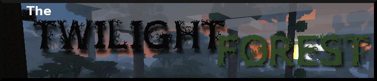 The Twilight Forest - тёмный, сумеречный лес [1.16.5] [1.12.2] [1.7.10] [1.6.4] [1.5.2]