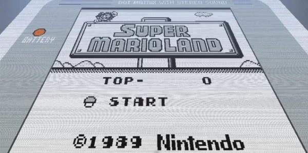 Super Mario Land воссоздан в Minecraft!