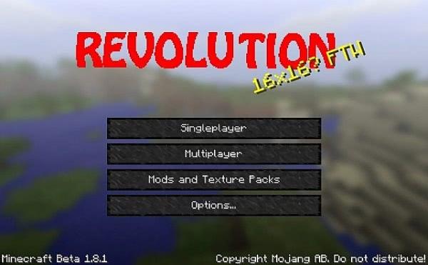 [1.0.0][16px] REVOLUTION -