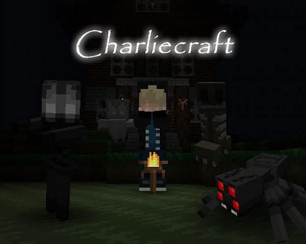 [1.0.0][16px] Charliecraft V1.10.2 - красивый и атмосферный текстурпак