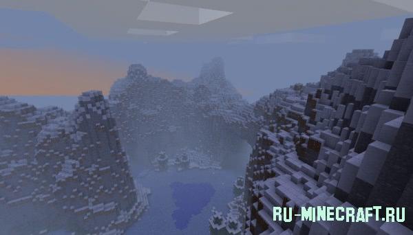 [1.0.0][Map - Карта] Eldaria Island - очень красивая карта для Minecraft!