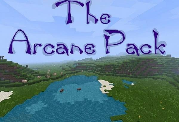[1.0.0][32px] The Arcane Pack - средневековый текстурпак!