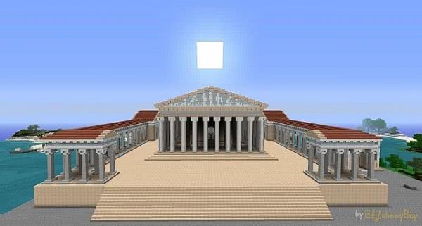 [1.0.0][16px] ejbs - Ancient World - прямиком в Рим!
