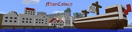MineColony - Работающие мобы, майн колония