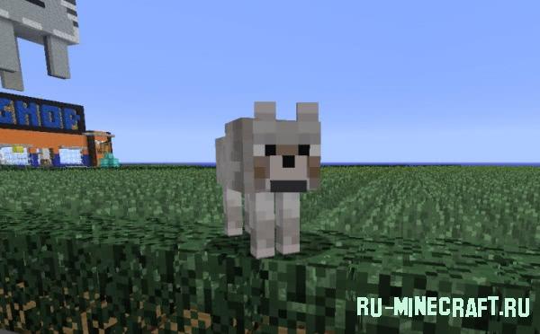 Buy a wolf v1.15 плагин позволяет купить волка