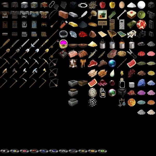 [1.5.2][64px] Misa's Realistic Texture Pack - приятный глазу текстурпак