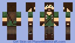 скачать скин охотника для Minecraft - фото 2