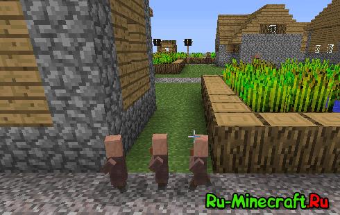 """Новый """"снимок"""" Minecraft - 12w07a"""