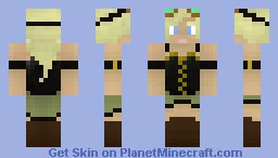 [Skins] Очередная маленькая подборочка скинов для Minecraft - 20 штук