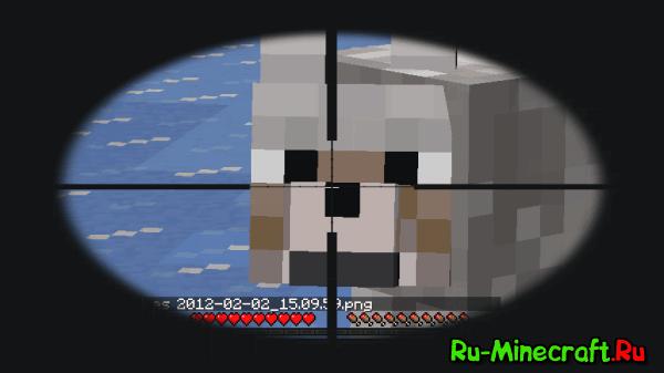 [1.1] THEGUNMOD 0.9.7 - делаем своё оружие для Minecraft!