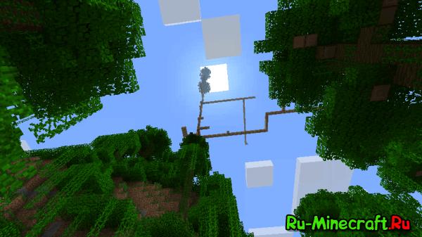 В Minecraft 1.2.0 будет увеличена высота мира