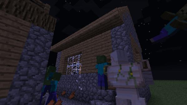 Новое миниобновление Minecraft - 12w8a вышло в свет