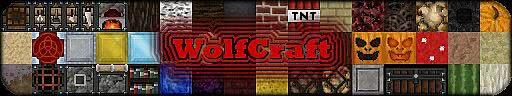 [1.2.3][32px] Realistic WolfCraft - красивый текстурпак с поддержкой многих модов