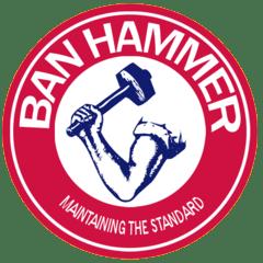 Плагин BanHammer v1.8.1 - бан, кик игроков сервера