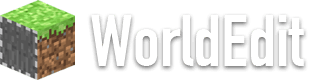 [Plugin] WorldEdit - плагин с множеством функций для взаимодействия с картой мира
