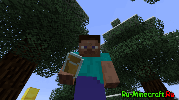 [1.2.3] Sandwiches - сэндвичи для Minecraft!