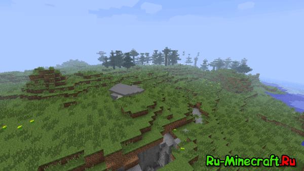 Монстры для minecraft 1.7.10