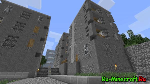 [Map] Карта для Minecraft - Припять
