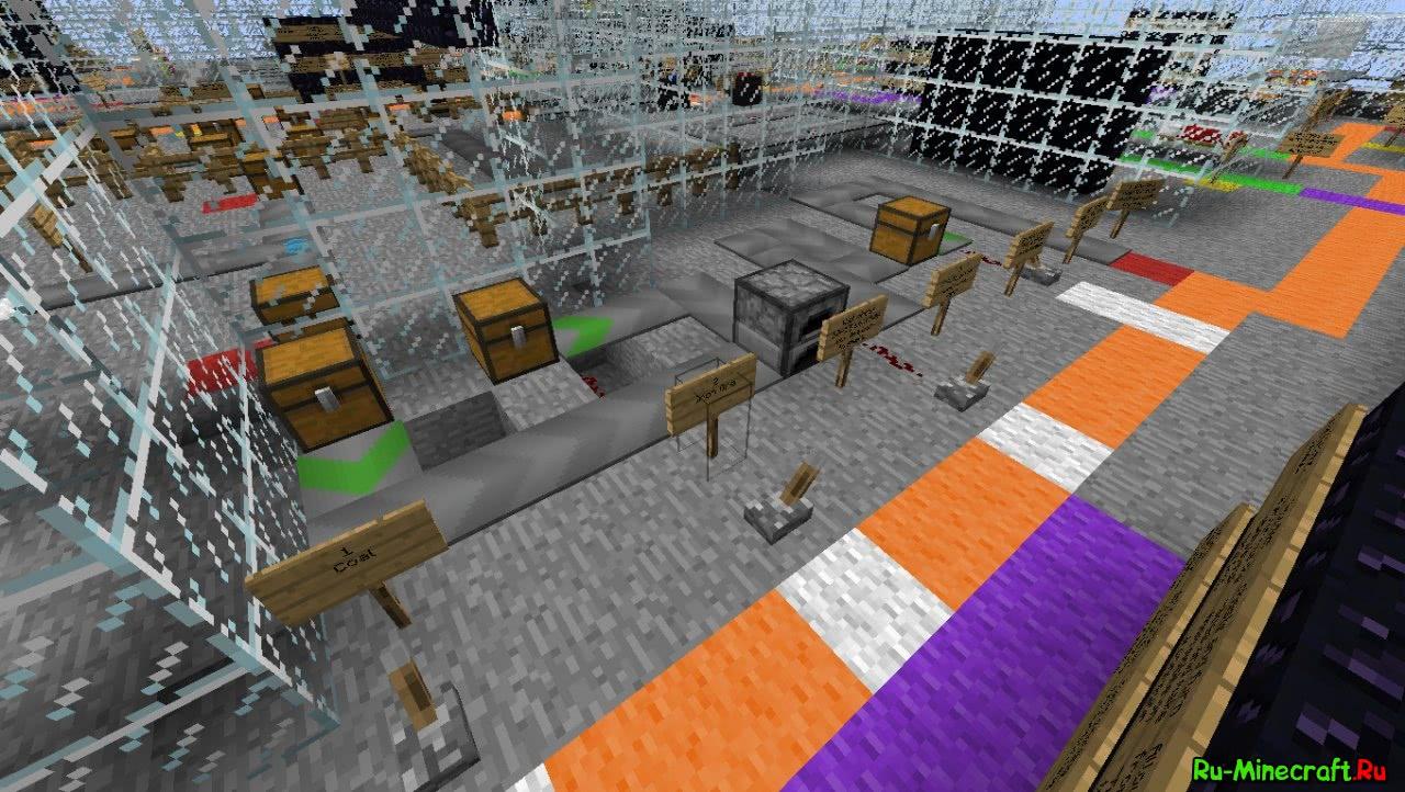 все крафты в моде industrial craft experimental на майнкрафт 1.7.2 #8