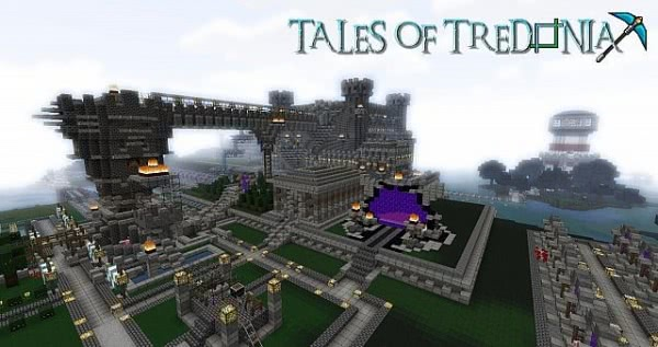 [1.2.5][64px] Tales Of Tredonia - шикарный текстурпак в стиле средневековья!