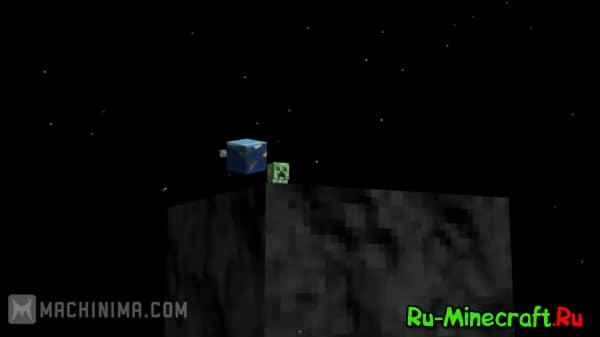 Эволюция Minecraft или как появился Стив, прикольное видео