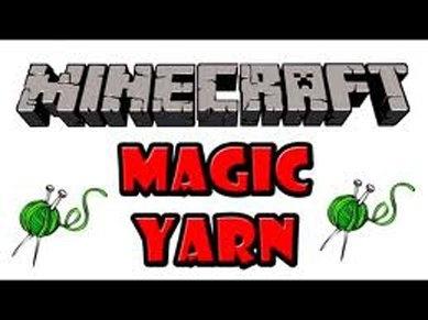 [Mod][1.8][1.7.10][1.7.2] Magic Yarn - волшебная нить, с которой вы никогда не заблудитесь!