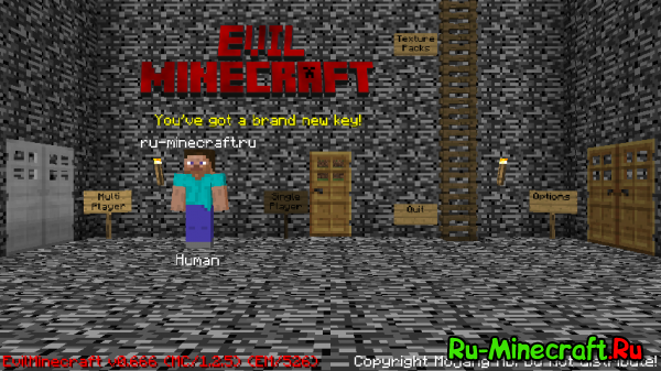 [1.2.5] Клиент с EvilMinecraft и TooManyItems