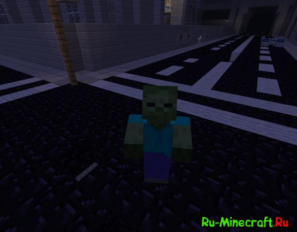 Карта на прохождение - Zombie Apocalypse - Horizon city