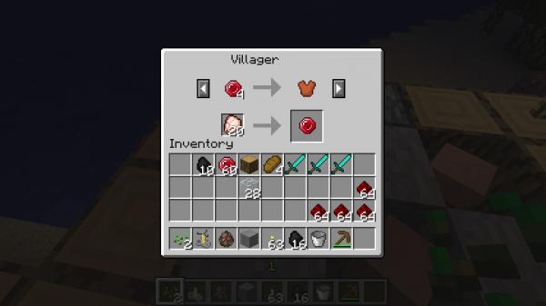 Вышел новый снапшот Minecraft 12w21a!