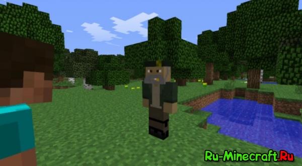 Minecraft: Всё Обо Всём. Часть вторая - Учимся не умирать с голоду