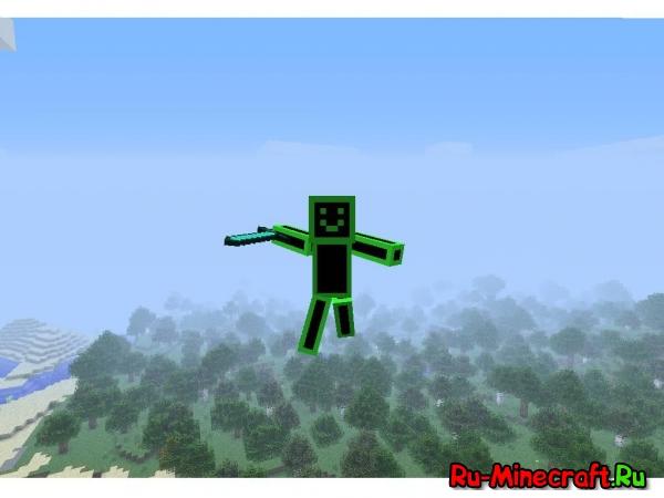 [1.2.5] Клиент minecraft с 7 модами