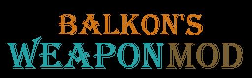 Balkon's WeaponMod - много нового оружия [1.7.10|1.6.4|1.6.2|1.5.2]