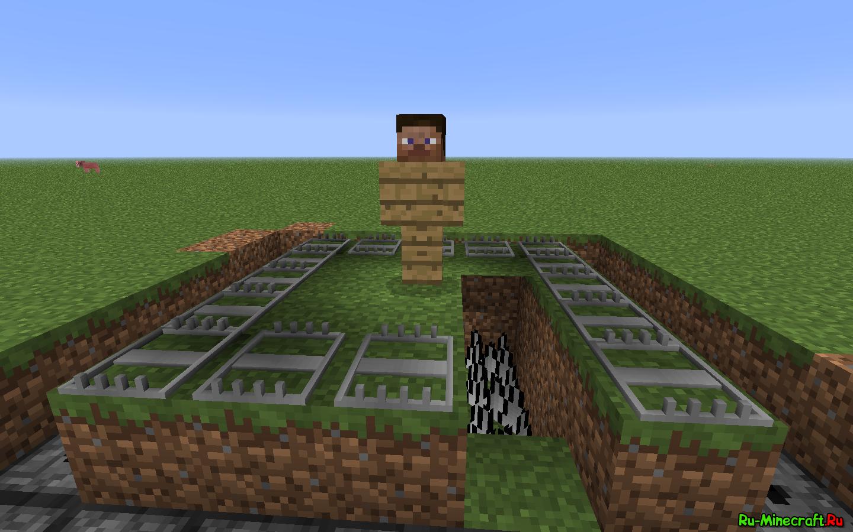 Скачать карту deathrun для Minecraft 1.5 2 | VK