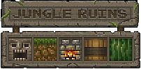 [1.9/1.10][16px] Jungle !#2#! - интересный текстурпак со стандартным разрешением