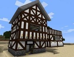 [1.2.3] Kaevator Timber Framing v1.5 - интересные предметы для внешнего украшения дома