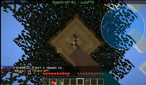 [Video] Let's Play по Minecraft. Часть 1 - Первая ночь.