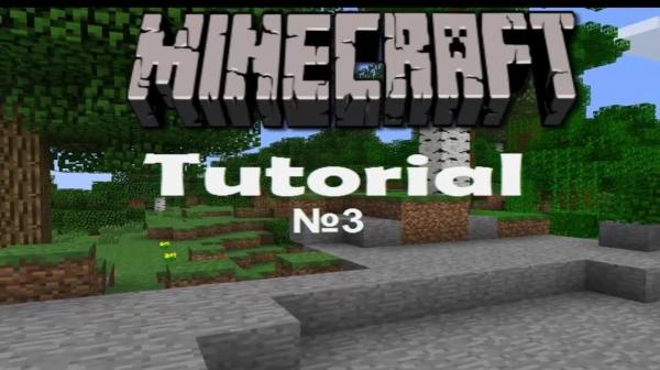 Tutorial по созданию ловушки в Minecraft 12w22a