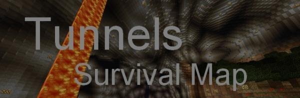 [Surv] Tunnels - выживание в огромных подземных туннелях.