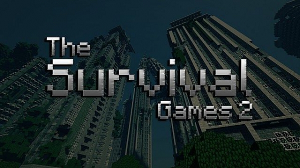 [Challenge|Adventure] The Survival Games 2 - интересная PVP карта с разрушенным городом
