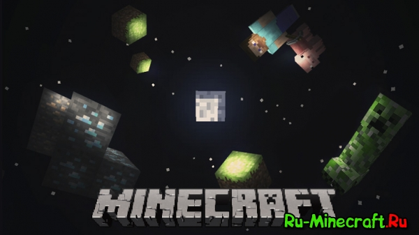 [1.2.5] AstroCraft - Minecraft в космосе!