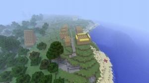 Путь мудреца карта для Minecraft в стиле RPG